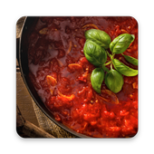 Sauce Recipes Apps icon