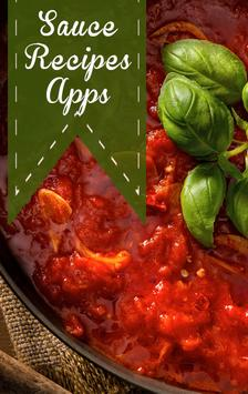 Sauce Recipes Apps poster