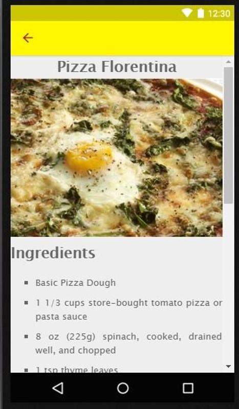 Italian food recipes hindi apk download free food drink app for italian food recipes hindi apk screenshot forumfinder Image collections
