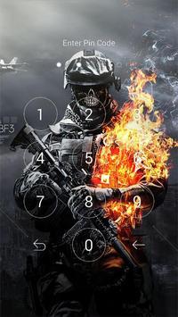 battlefield 2018 lock screen poster