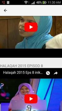 HALAQAH 2015 screenshot 1