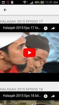 HALAQAH 2015 screenshot 2