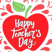 Teachers Day icon