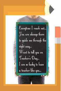 Teachers Day screenshot 1