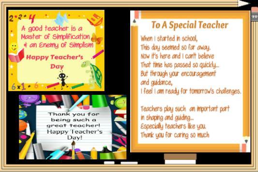 Teachers Day screenshot 2