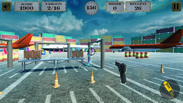 3d Bottle Shooting Gun Game screenshot 5