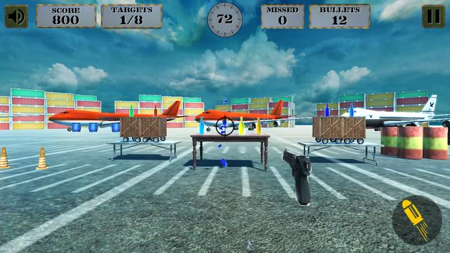3d Bottle Shooting Gun Game screenshot 13