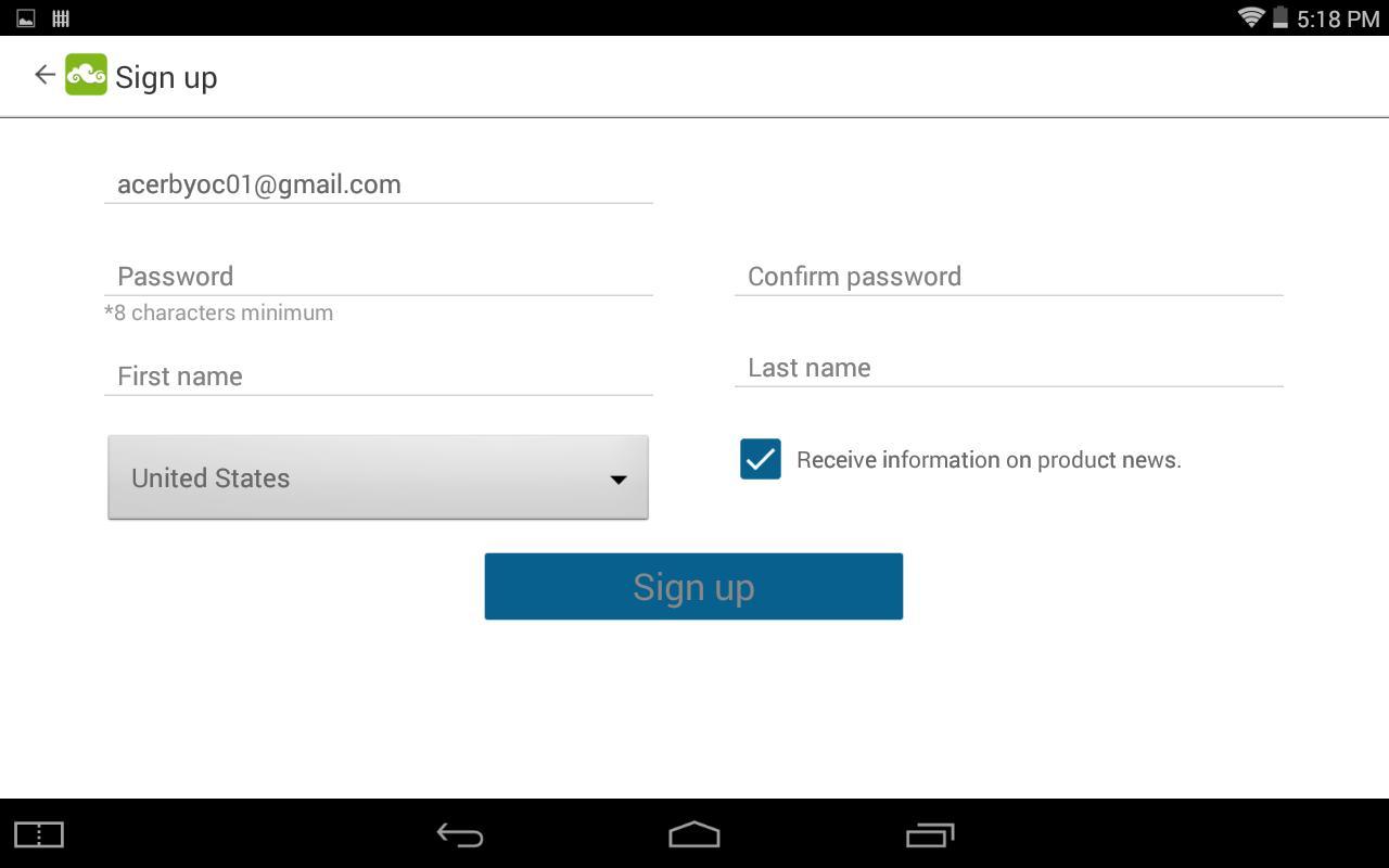 Acer Portal Apk Baixar Gr Tis Ferramentas Aplicativo