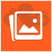 abPhoto (photo backup) icon