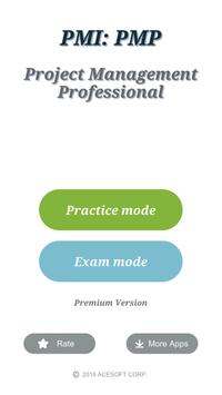 PMP poster