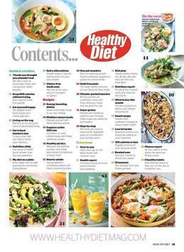 Healthy Diet screenshot 2