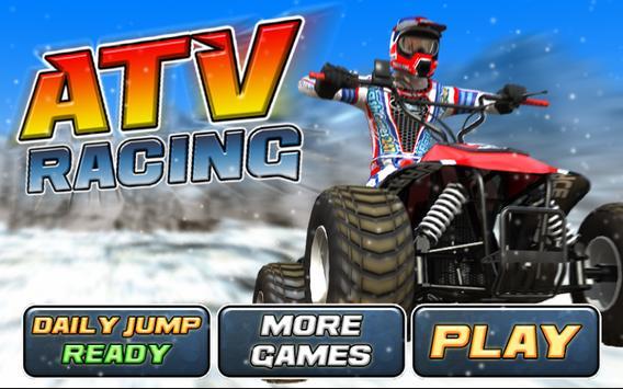 ATV Racing poster