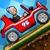 Angry Gran - Hill Racing Car icon
