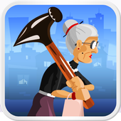 Angry Gran icon