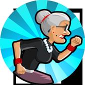 Angry Gran Run icon