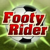 Football Rider Dirt Bike 3D icon