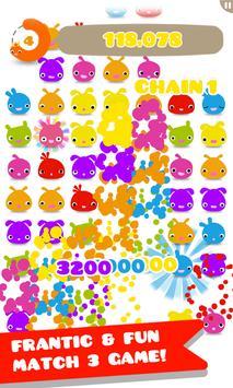 Match 3 puzzle pop poster