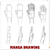 Learn How to Draw Manga Tutorial icon