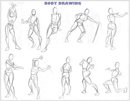 Learn How to Draw Manga Tutorial screenshot 12