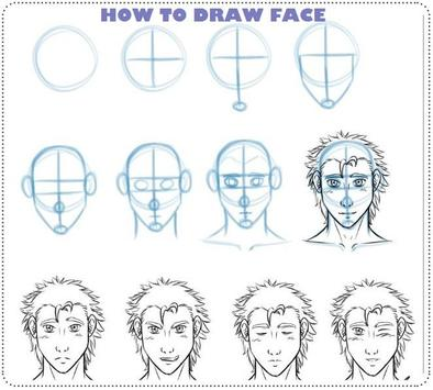Learn How to Draw Manga Tutorial screenshot 14