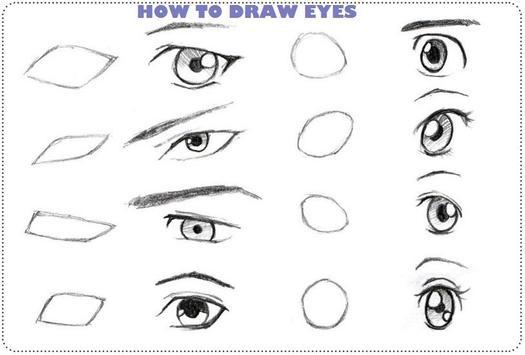 Learn How to Draw Manga Tutorial screenshot 8