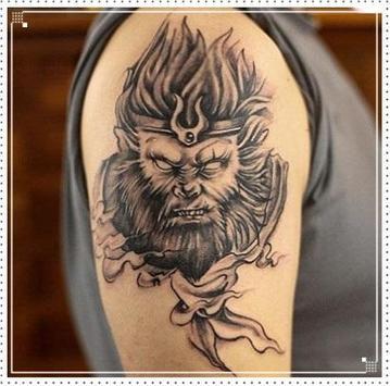 Cool Tattoo Design for Men screenshot 8