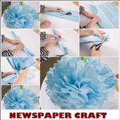 Newspaper Craft icon