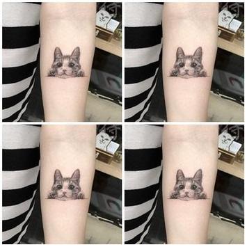 Best Animal Tattoo Design poster