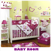 Unique Baby Room Theme Design icon