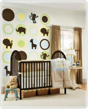 Unique Baby Room Theme Design poster