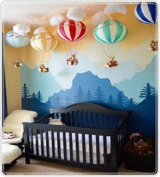 Unique Baby Room Theme Design screenshot 1