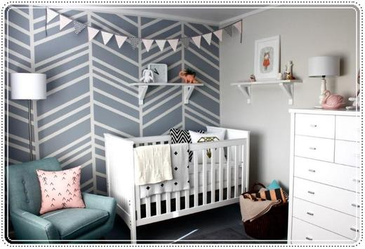 Unique Baby Room Theme Design screenshot 2