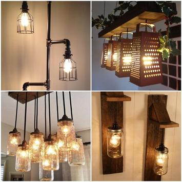 DIY Unique Lighting Lamp Handmade screenshot 12