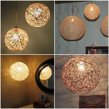 DIY Unique Lighting Lamp Handmade screenshot 13