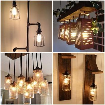 DIY Unique Lighting Lamp Handmade screenshot 7