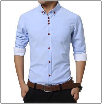 Formal Shirt for Men Fashion Idea screenshot 4