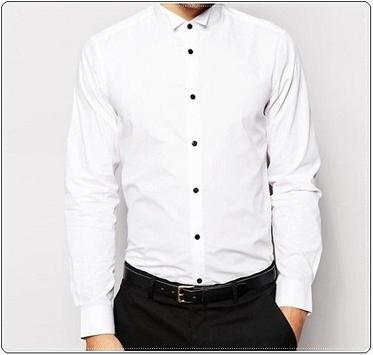 Formal Shirt for Men Fashion Idea screenshot 13