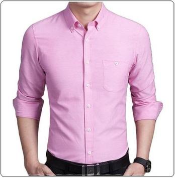 Formal Shirt for Men Fashion Idea screenshot 1