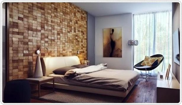 Unique Headboard Bedroom Design apk screenshot