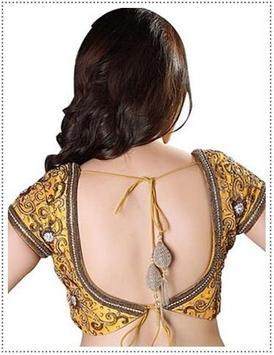 Indian Saree Blouse Design Idea screenshot 3