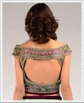 Indian Saree Blouse Design Idea screenshot 10