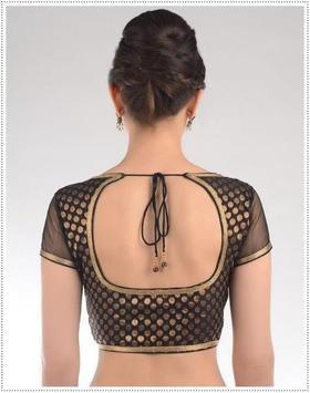 Indian Saree Blouse Design Idea screenshot 1