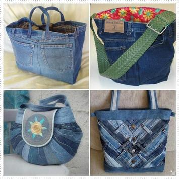 Recycled Denim Jeans Craft screenshot 10