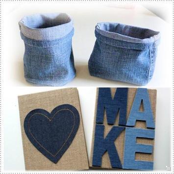 Recycled Denim Jeans Craft screenshot 11