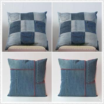 Recycled Denim Jeans Craft screenshot 4