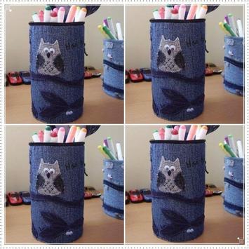Recycled Denim Jeans Craft screenshot 5