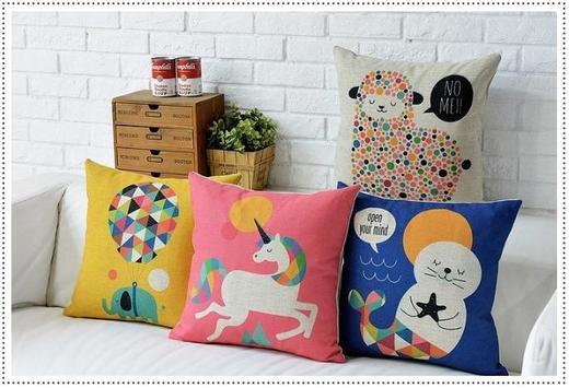 DIY Colorful Pillow Pattern Design apk screenshot