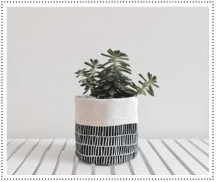 Decorative Handmade Planter Bag screenshot 7