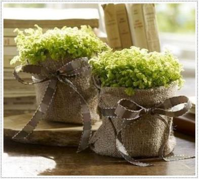 Decorative Handmade Planter Bag screenshot 9