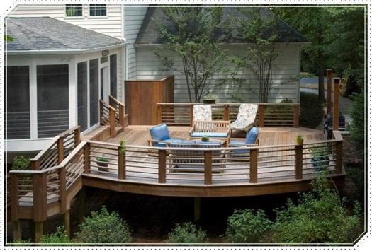 Exclusive Railing Home Design screenshot 8
